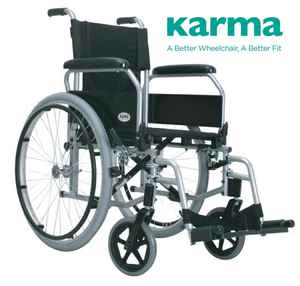 Budget χειροκίνητο αναπηρικό αμαξίδιο