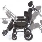 Marcus 3, πολυχρηστικό χειροκίνητο αναπηρικό αμαξίδιο