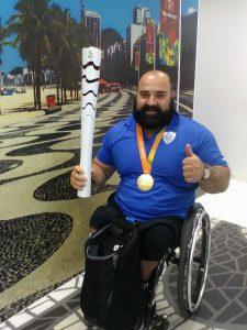 Παύλος Μάμαλος, Rio 2016